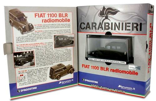 Brumm Fiat 1100 BLR DeA
