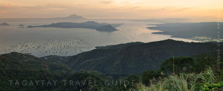Tagaytay Itinerary and Travel Guide