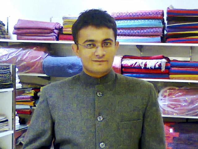 Topper CSE 2013 Rank 194 Arpit Jain BHU