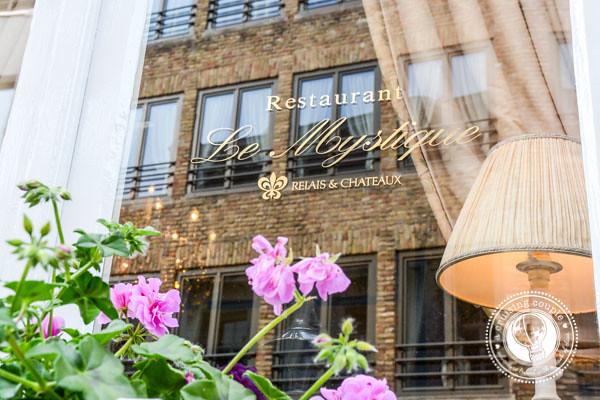 La Mystique Restaurant Bruges Belgium