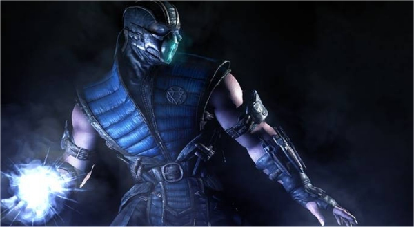Netherrealm Studios Released A Brand New Wallpaper Of Sub Zero From The Upcoming Fighting Game Mortal Kombat X Gives You Slick Look At