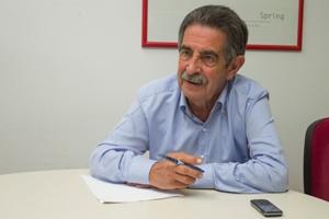 """@RevillaMiguelA """"Nueve jóvenes titulados abandonan Cantabria cada día, es insostenible"""""""