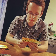 Playing cards with this handsome gamer for FHE. #son2 #cards #games #familytime #fhe #handsome #peoplemattermost #ayearoffaces #20140707 #365project