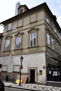 čp. 153/III, Valdštejnská 8, Praha, Malá Strana