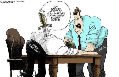 Drew Sheneman cartoon