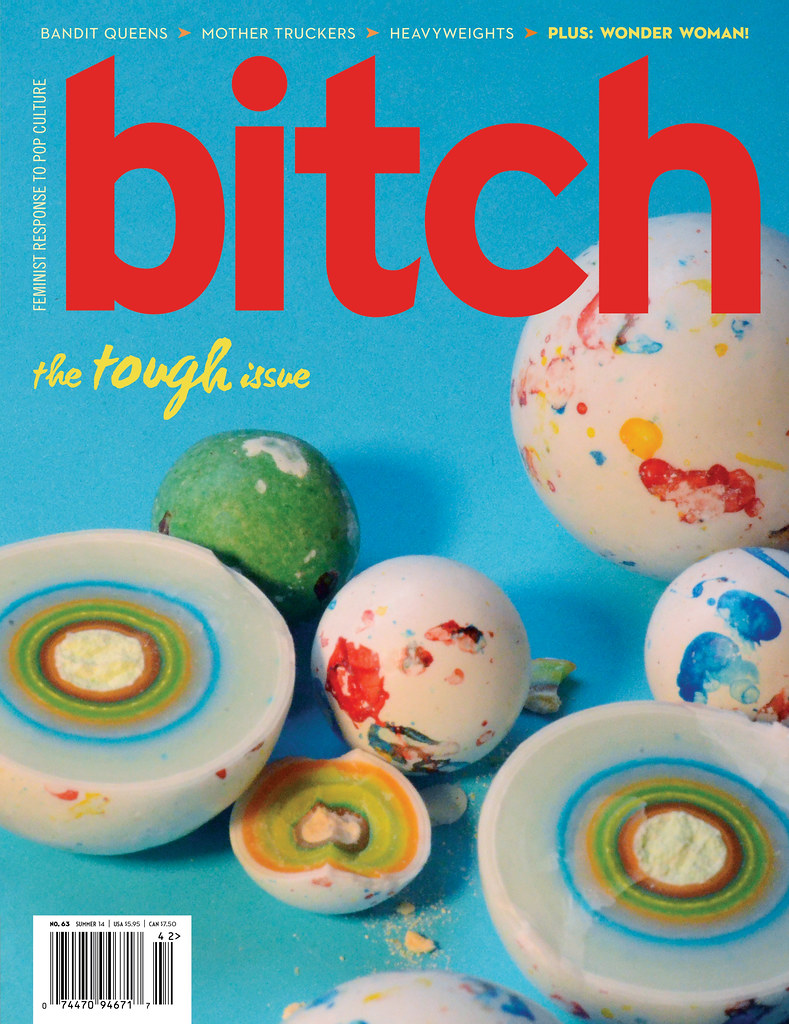 the Tough issue final cover