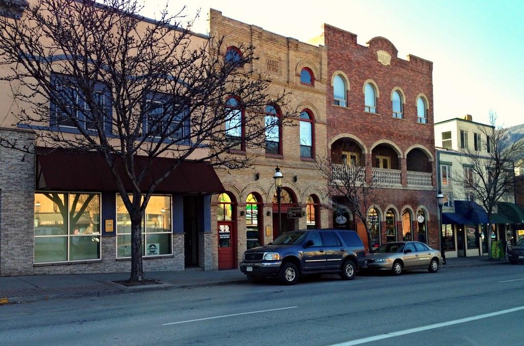 Town Centre of Glenwood Springs