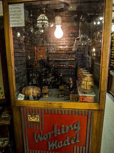 Coin Operated Antique