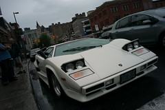 automobile, lamborghini, vehicle, performance car, automotive design, lamborghini, lamborghini countach, land vehicle, supercar, sports car,