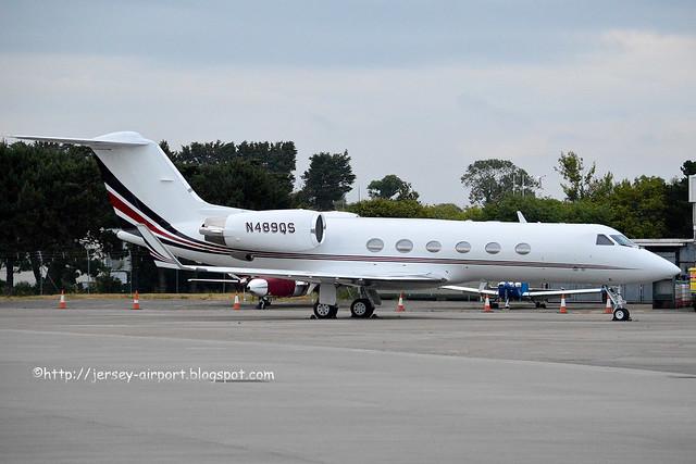 N489QS Gulfstream 4SP
