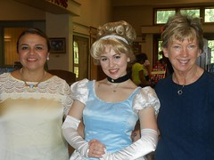Cinderella Visits the Library!