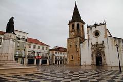 Igreja de São João Baptista and historic clock tower