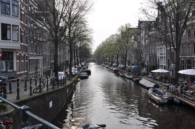 Amsterdam - Waterways