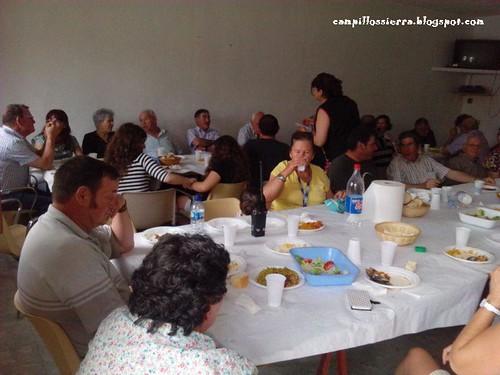 comida San Antonio 2014