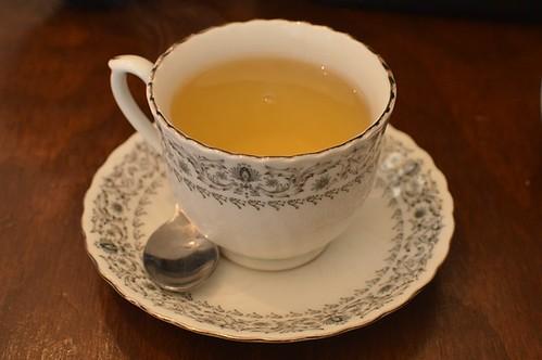 Fleetwood Macchiato: Tea