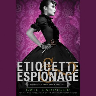 Etiquette & Espionage - Audible BOGO