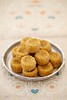 Thumbnail image for Thambittu (Roasted Gram & Jaggery Laddus)