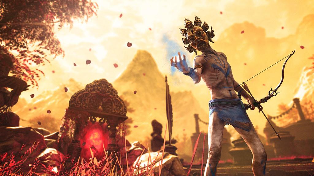 Far Cry 4 PlayStation 4 f
