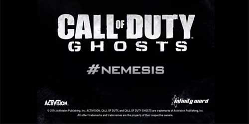 Call of Duty Ghosts Nemesis DLC release date for PlayStation and PC announced