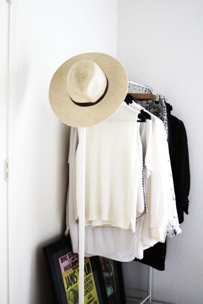 Fringe of the Cro   Minimalalistic wardrobe pieces