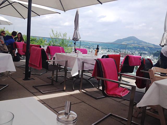 Restaurant M32, Salzburg