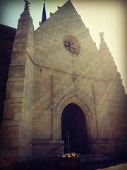 L'église Saint-Eloi à Iffendic