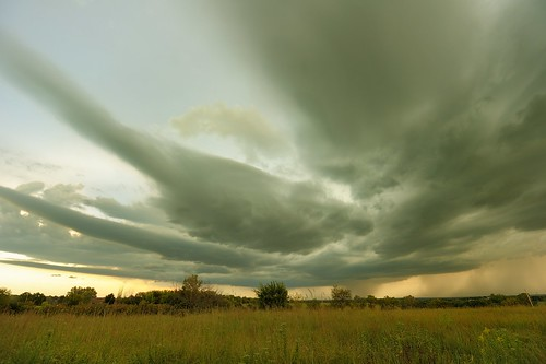 storm rainbow nikon kansas thunderstorm topeka