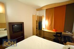 Hotel Ibis Barcelona Plaza Glories 22