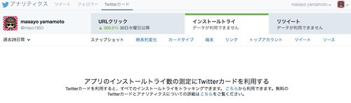 Twitterカードアナリティクス-1