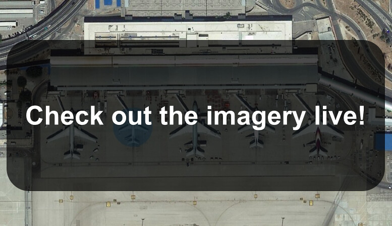 Check out the imagery live!
