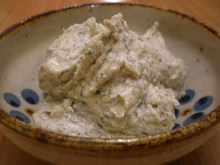 White Bean and Dill Hummus
