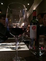 wine glass, wine, drinkware, stemware, glass, red wine, drink, alcoholic beverage,