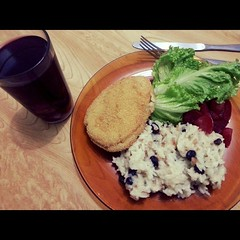 Aquele dia inspirado em que as experimentações culinárias dão super certo. :9 #100happydays #day7
