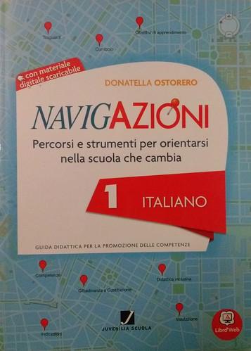 Navigazioni 1 italiano con CD-Rom demo - Percorsi e strumenti per orientarsi nella scuola che cambia - Guida Didattica per Insegnanti della Scuola Primaria