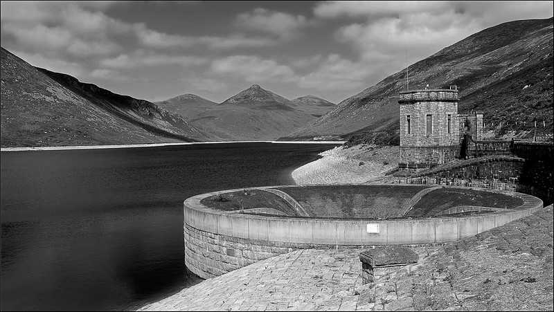 Silent Valley Reservoir.