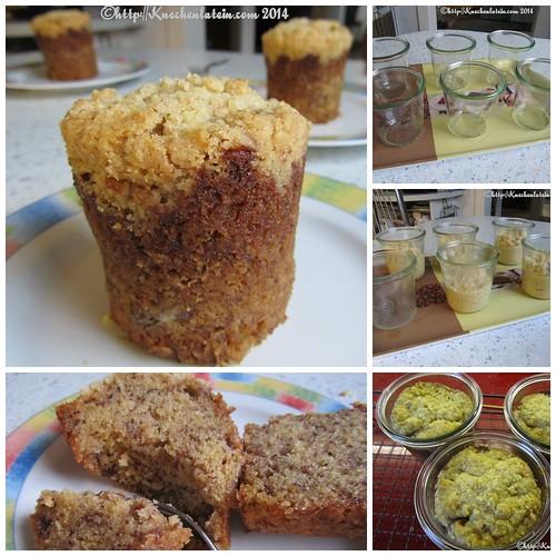 ©Bananenmuffins in Jumbo-Muffin-Pan (5)-Collage
