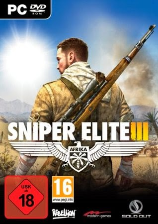 ����� ������ ���� Sniper Elite III Afrika-Black Box