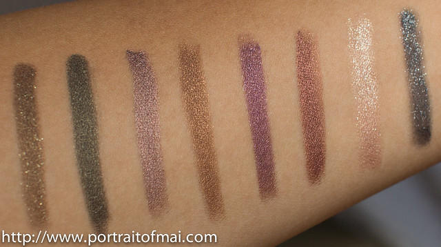 charlotte tilbury colour chameleon swatches and photos (5 of 13)