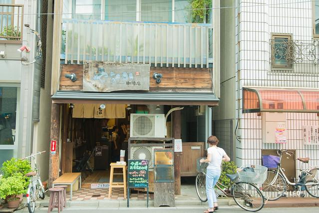 [東京 谷中]–發跡谷中 立足東京–やなか珈琲店(谷中咖啡館)