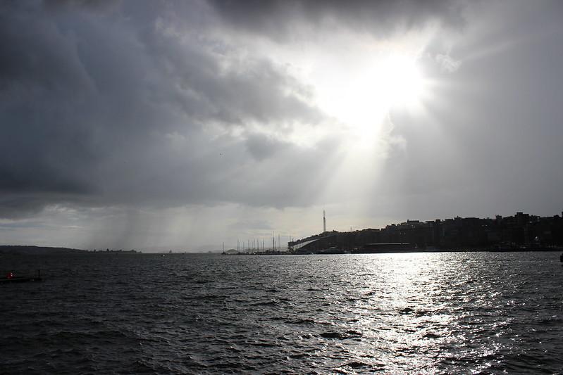 A Sunday at Sea
