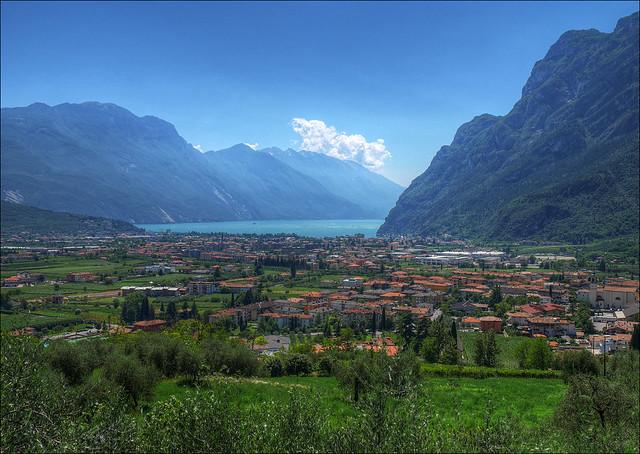 Lago di Garda - Arco View