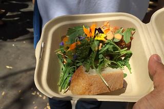 SF Street Food Festival - Radio Africa Ahi Tuna Kitfo