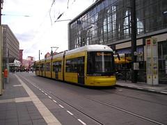 BVV Berlin Tram 4010
