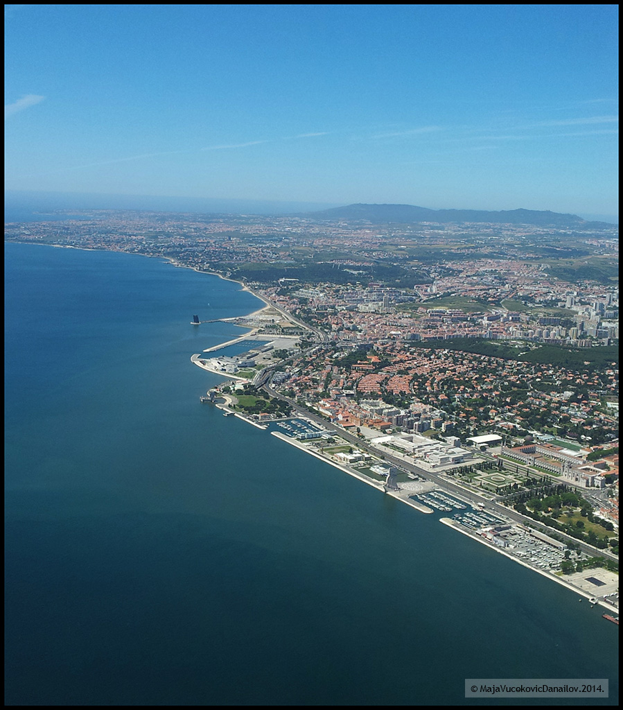 above Lisboa