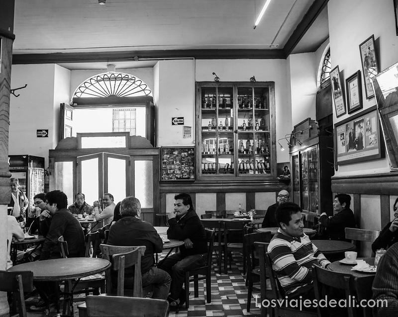 café cordano en Lima