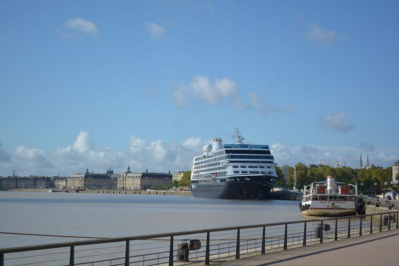 AZAMARA JOURNEY - Bordeaux,  Aout 2014