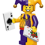 LEGO Collectable Minifigures Series 12 - Jester