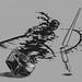 Ninja Ink by (ben chen)