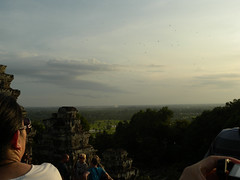 Sunset at Phnom Bakheng Angkor Thom - 09