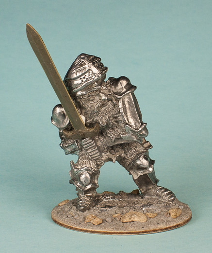 Scratch-bult Sword for Dungeon Dwellers Fire Giant